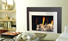 If you are building a fireplace in a new house or redoing a larger wood-burning fireplace, consider installing a gas fireplace inserts. By using clean combustion of natural gas or propane, you can heat your room efficiently without the mess of a wood fire or contaminants. Buy a gas fireplace...