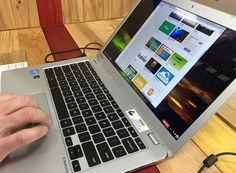 Chromebook Rollout Through Teacher Leadership