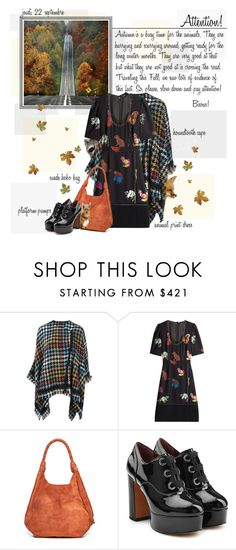 """""""Mon Style № 104 - September 22, 2016"""" by ann4-kar1na ❤ liked on Polyvore featuring Etro, Marco de Vincenzo, Alice + Olivia and Marc Jacobs"""