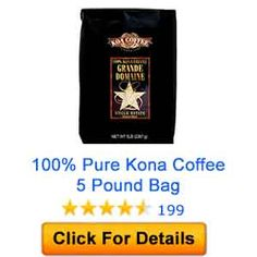 Experience the rich, smooth taste of genuine Hawaiian Kona coffee shipped directly from Kona Farms in Big Island to your doorstep. Visit tastepurekonacoffee.com and order yourself a special treat of pure kona coffee online. One sip of the smoothest coffee in the world and you will fall in love with its unique taste for life.