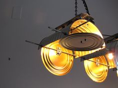 iCan lighting in lights  with steel Metal Light Lamp Cans