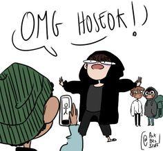 Read ❀ fanart from the story YOONSEOK'S THINGS 。 by asocialiteral (⠀) with reads. Namjoon, Yoongi, Seokjin, Taehyung, Vmin, Jikook, Min Yoonji, Kpop Drawings, Bts Chibi