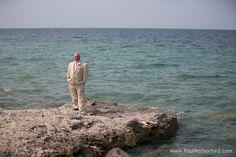 groom bay harbor shoreline photo
