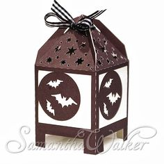 Samantha Walker's Imaginary World: House boxes Silhouette Tutorial