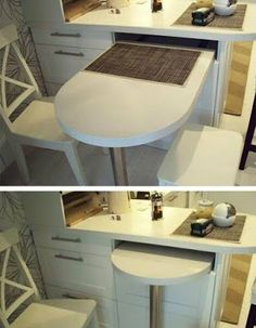 Wall mounted drop leaf table fold down desk wall mounted for Mobilia kitchen table