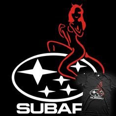 Subaru shirt
