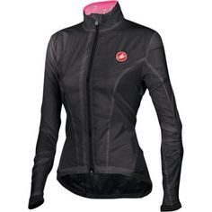 Castelli Leggera Jacket - Women's by Castelli. $44.00. Castelli. Sometimes the best jacket is also the least jacket. What makes a windbreaker great is when it combines ultra-lightweight construction so it can pack in a pocket with no fuss, a form-fitting cut to keep it from flapping, and a material that can repel water and yet remain breathable. And this, is precisely what makes the Castelli Leggera Women's Jacket such a find.The Leggera Jacket is constructed fr...