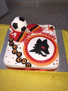 #asroma #cake