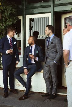 How to look like a rich man