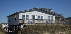 Four Hours & 20 Minutes 1121 E. Beach Drive, Oak Island, NC, Ocean Front