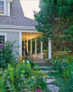 Oceanfront Shingle Cottage