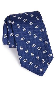 Men's Robert Talbott 'Best of Class' Geometric Silk Tie