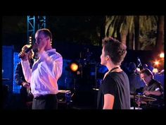 ▶ David Linx et Jeanne Added - Don't Go To Strangers - YouTube