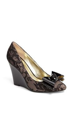 Sole Society 'Katy' Wedge Pump available at #Nordstrom