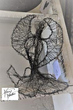 Sculptures art Angel