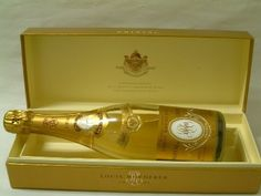 CRISTAL - For a champagne founded in the same year as the United States of America, Louis Roederer's Cristalhas changed remarkably little over the years compared to the country across the pond.     Founded in 1776 as Dubois Pere & Fils, the company was renamed after the founder's nephew, Louis Roederer, who took over in 1833 and renamed the champagne house after himself. One of Roederer's greatest moves was expanding the brand into Russia. The champagne enjoyed years of success among…