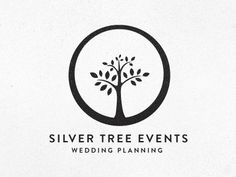Amazing Logo! The combination of the business name and the ring of marriage! ooo! Just lovely! #eventlogo
