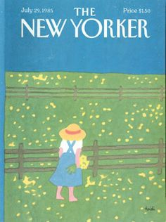 Heidi Goennel | The New Yorker Covers