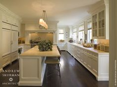 Andrew Skurman Architects – An American Country House - Andrew Skurman Architects – An American Country House - Kitchen Interior, Kitchen Inspirations, House Design, House, Farmhouse Design, American Country, Kitchen Style, Georgian Kitchen, Country House Design
