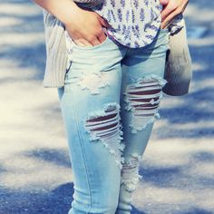 @andesuec, what do you think of these? and cute boots you like for them??  ;) O help me fashion queen! The Harper Skinny Jean