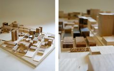 Laser Marked + Cut Site Model DETAIL | Flickr - Photo Sharing!