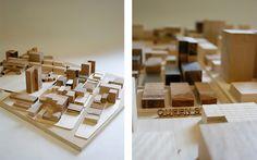 Laser Marked + Cut Site Model DETAIL | Flickr - Photo Sharing!