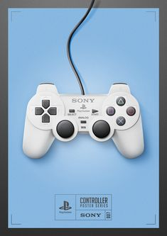 Controller Poster Series