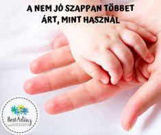 A te gyermeked kezét is kiszárítja a szappan a bölcsődében, óvodában, iskolában? Kiújul az ekcéma a kezein? Mutatom a lányom kezét és a megoldást