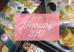 February has been awesome! How's your February? :D #Favorites #music #film #tvseries #food #lifestyle #lifestyleblogger