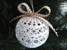 Christmas Snowballs Thread Crochet ePattern - Her Crochet Crochet Snowflake Pattern, Crochet Motifs, Christmas Crochet Patterns, Holiday Crochet, Crochet Snowflakes, Christmas Knitting, Crochet Christmas Decorations, Crochet Decoration, Crochet Ornaments