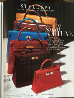 Official news of new Hermes Kelly Mini and its darling details including price, colors and leathers.