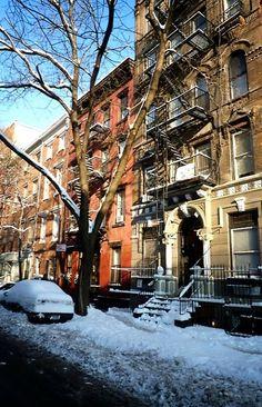 East Village, Manhattan - New York City