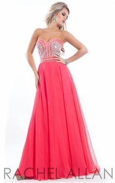 Fire Orange Prom Dresses