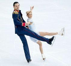 Volosozhar & Trankov - Olympic team event: Pairs short winners. Masquerade Waltz
