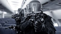 The National Gendarmerie Intervention Group, commonly abbreviated GIGN (French: Groupe d'Intervention de la Gendarmerie Nationale), is a special operations unit of the French Armed Forces.