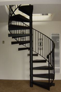 10 Step Spiral Staircase   Build It Green! NYC