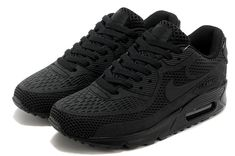 Nike Air Max 90 New Men's shoes Black : Authentic Nike Shoes For Sale, Buy Womens Nike Running Shoes 2014 Big Discount Off All Black Shoes, All Black Men, All Black Sneakers, Nike Free Shoes, Running Shoes For Men, Nike Shoes, Roshe Shoes, Women's Shoes, Shoe Boots