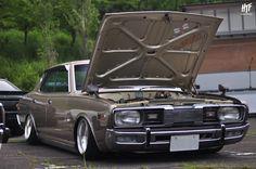 ブルドッグレーシング 日産 230 グロリア // ブルーメの丘旧車ミーティング BULLDOG RACING Nissan 230 Gloria // at Blume no Oka Old Car Meeting
