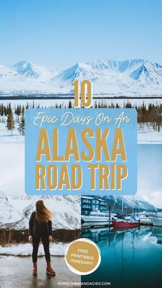 Explore the last frontier with the ultimate 10-day Alaska road trip! We're sharing all the best stops, from Fairbanks, Denali National Park, Kenai Fjords, Seward, and Anchorage. Save this post for a future trip to Alaska! #alaska #roadtrip #PNW #pacificnorthwest #anchorage #fairbanks #denali #photography #vwwestfalia Alaska Travel, Canada Travel, Trips To Alaska, Usa Travel, Alaska Camping, Travel List, Travel Guide, Alaska National Parks, Seward Alaska