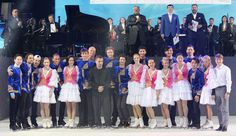 Twitter / tuerush: #DenisTenAndFriends Thank you ...:カザフショー2014
