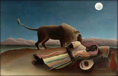 Henri Rousseau: Facts and Information | Primary Facts