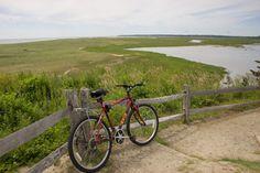 Bike Trails Cape Cod, Bike Trail to Coast Guard Beach