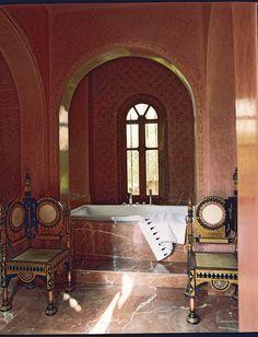 Interiorismo al estilo del Renacimiento.