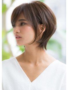 - Neu Mode Frisuren - My list of womens hair styles Short Haircut Styles, Cute Short Haircuts, Long Hair Styles, Pretty Hairstyles, Bob Hairstyles, Hairstyle Short, Fashion Hairstyles, Short Hair Cuts For Women, Layered Hair