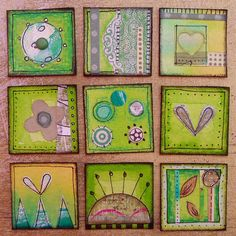 Green by Phizzychick!, via Flickr