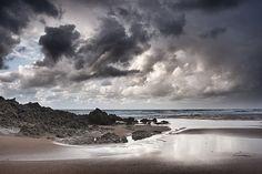 Playa de Valdeareans, Liencres  #Cantabria #Spain