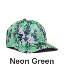 d2c77e3cf45 Neon Green Digital Camo Hat 708F by Pacific Headwear at Graham Sporting  Goods Neon Green