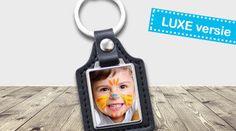 Sleutelhanger met foto luxe