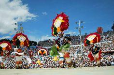 La Guelaguetza en Oaxaca ♥️