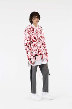 Cedric Charlier Spring-Summer 2018 Collection